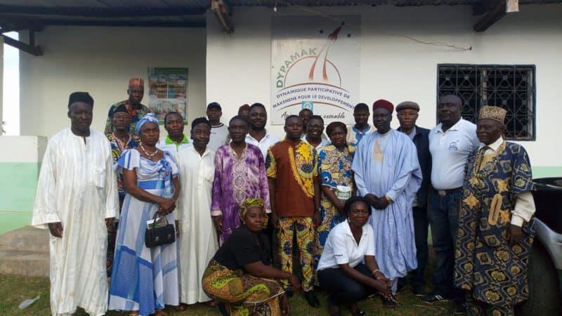 Droit des populations : forêt communale