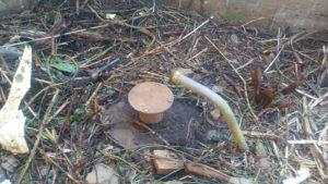Adduction d'eau potable à Makénéné