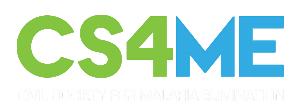 Logo du Civil Society for Malaria Elimination (CS4ME)